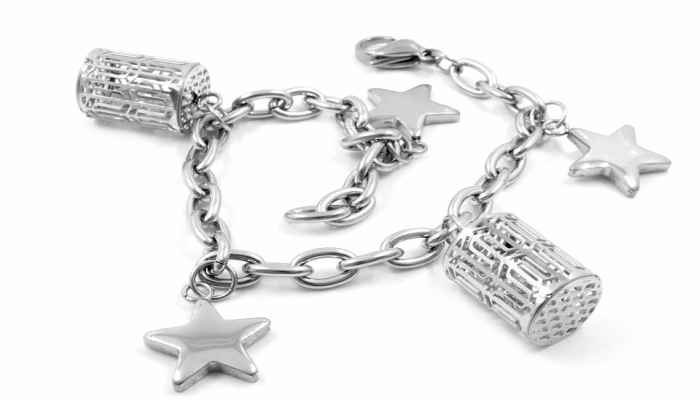 ¿Cómo cuidar las joyas de plata?