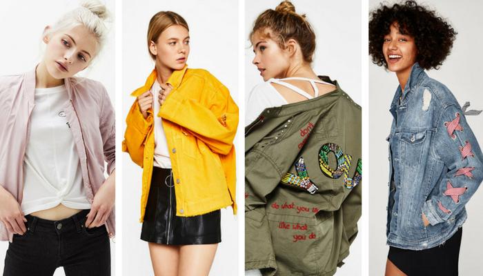 Tendencias en chaquetas 2017