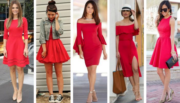cómo combinar un vestido 3