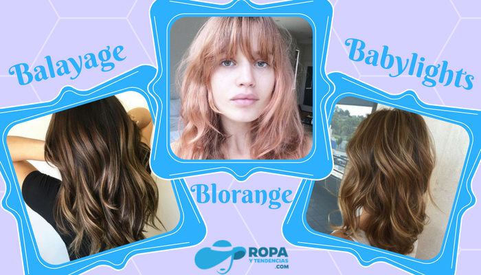 Color de pelo tendencias 2017 2