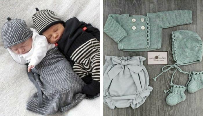 Cuánta ropa necesita un bebé recién nacido 2