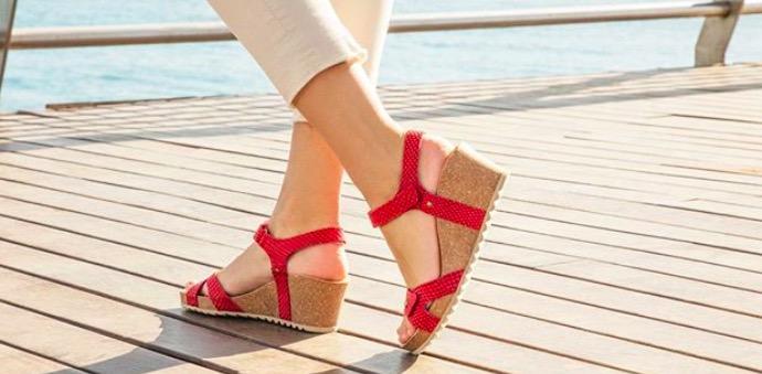 como escoger calzado verano 2018 tendencias