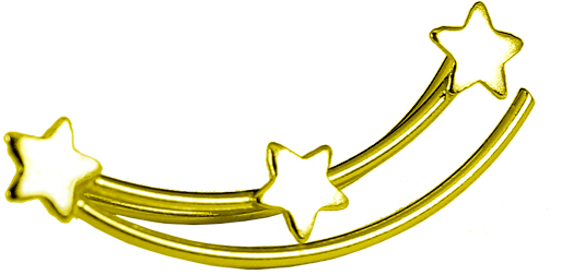 Comprarpendientes de oro